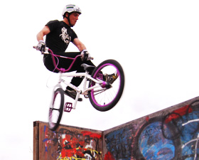New Project:BMX Event