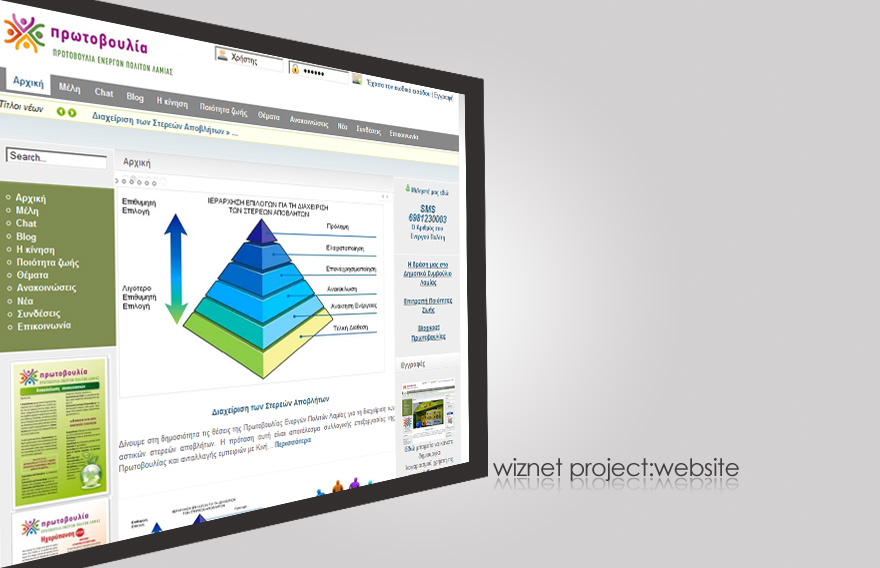 Wiznet Webdesign Ιστοσελίδες