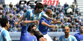 Trailer Video Pro Evolution Soccer
