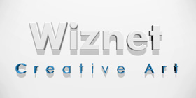 Wiznet 3d Animation Logo
