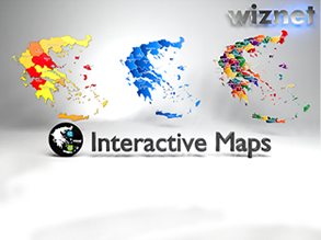 WIZNet Interactive Maps