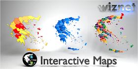 WIZNet Interactive Maps