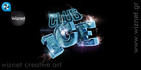 ICE Club Summer 2012 Logo